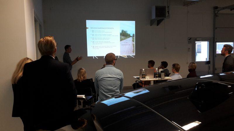 Panang och Visit Ingarvet genomför ett första Digitaliseringsprojekt på Ingarvet.