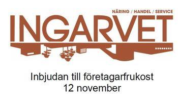 Logo Ingarvet i Falun